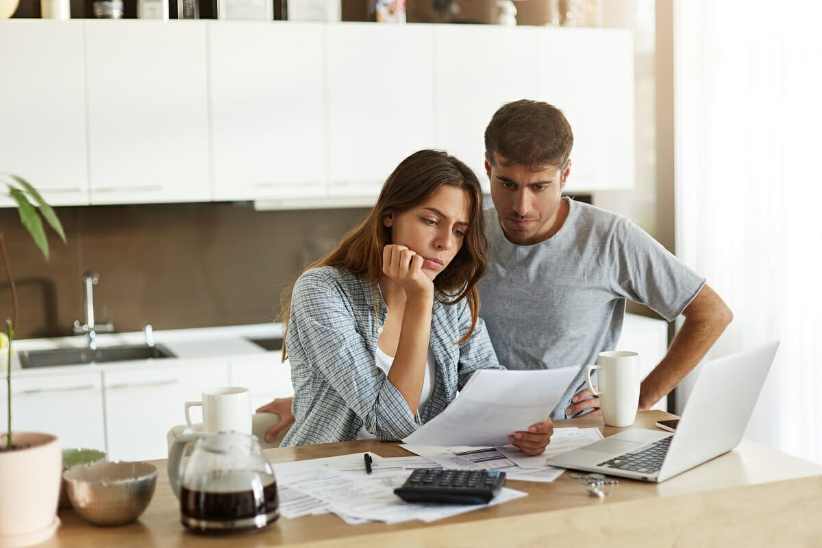 Couple Concerned Over Their Bad Credit